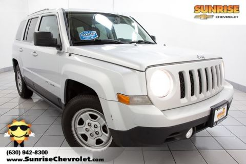 Pre-Owned 2012 Jeep Patriot Sport FWD 4D Sport Utility