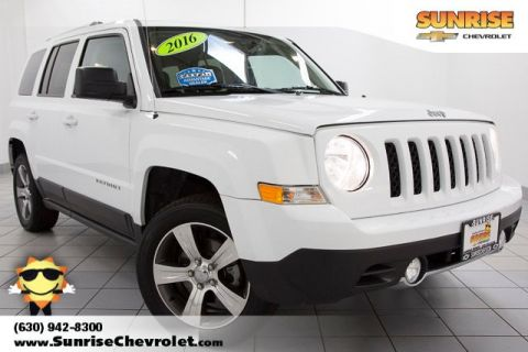 Pre-Owned 2016 Jeep Patriot High Altitude FWD 4D Sport Utility