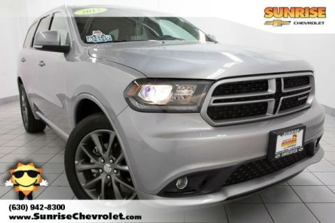 Pre-Owned 2017 Dodge Durango GT AWD
