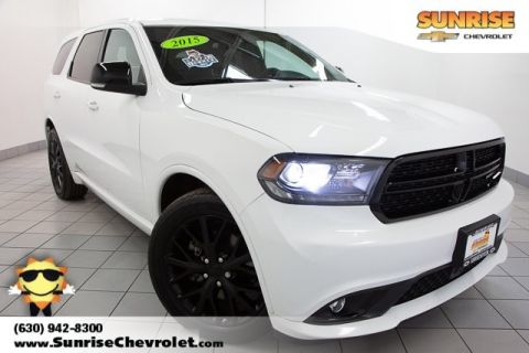 Pre-Owned 2015 Dodge Durango R/T AWD