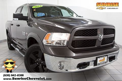 Pre-Owned 2014 Ram 1500 SLT 4WD