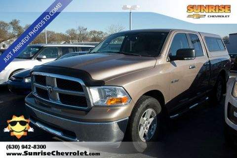 Pre-Owned 2009 Dodge Ram 1500  RWD 4D Quad Cab
