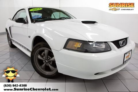 Pre-Owned 2003 Ford Mustang GT RWD 2D Convertible