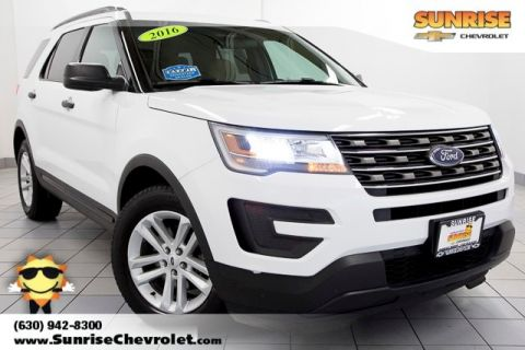 Pre-Owned 2016 Ford Explorer Base FWD 4D Sport Utility