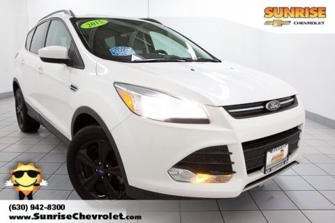 Pre-Owned 2015 Ford Escape SE AWD