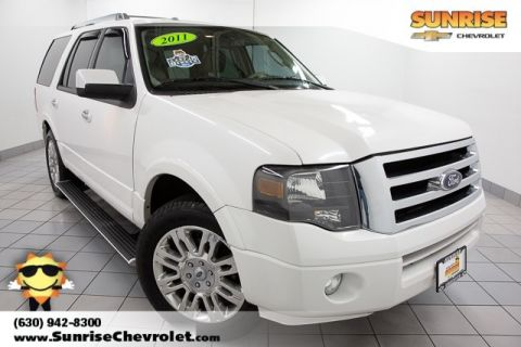 Pre-Owned 2011 Ford Expedition Limited RWD 4D Sport Utility