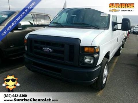 Pre-Owned 2014 Ford E-150 Commercial RWD 3D Cargo Van