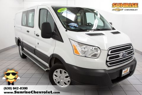Pre-Owned 2017 Ford Transit-250 Base RWD 3D Low Roof Cargo Van