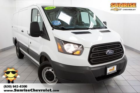 Pre-Owned 2016 Ford Transit-250 Base RWD 3D Low Roof Cargo Van
