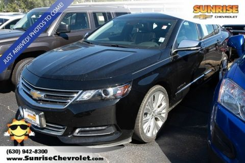 Certified Pre-Owned 2016 Chevrolet Impala LTZ FWD 4D Sedan