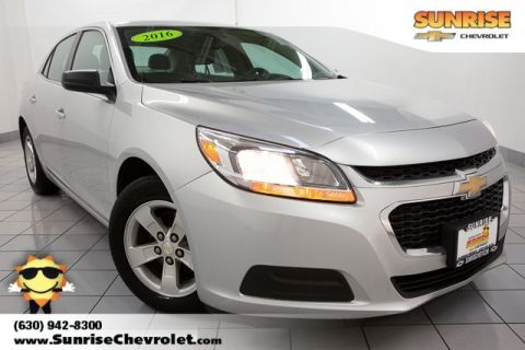 Certified Pre-Owned 2016 Chevrolet Malibu Limited 1FL