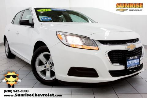 Certified Pre-Owned 2015 Chevrolet Malibu LS FWD 4D Sedan
