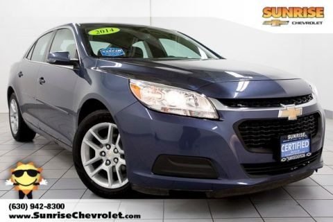 Certified Pre-Owned 2014 Chevrolet Malibu LT FWD 4D Sedan