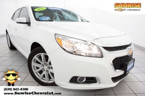 Certified Pre-Owned 2015 Chevrolet Malibu LT FWD 4D Sedan