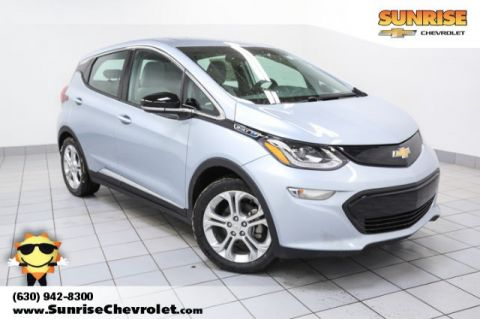 New 2018 Chevrolet Bolt EV LT FWD 5D Hatchback