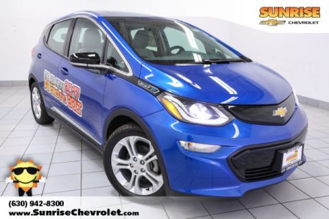 New 2017 Chevrolet Bolt EV LT FWD 5D Hatchback
