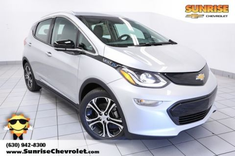 New 2017 Chevrolet Bolt EV Premier FWD 5D Hatchback