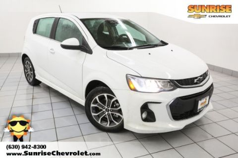 New 2018 Chevrolet Sonic LT FWD 5D Hatchback