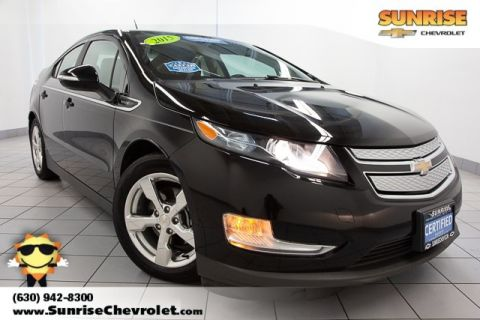 Certified Pre-Owned 2015 Chevrolet Volt Base FWD 4D Hatchback