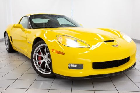 Pre-Owned 2006 Chevrolet Corvette Z06 RWD 2D Coupe
