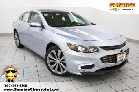 New 2018 Chevrolet Malibu Premier FWD 4D Sedan