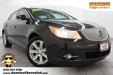 Pre-Owned 2012 Buick LaCrosse Premium 1 Group FWD 4D Sedan