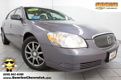 Pre-Owned 2007 Buick Lucerne CXL FWD 4D Sedan