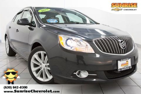 Certified Pre-Owned 2015 Buick Verano Convenience Group FWD 4D Sedan