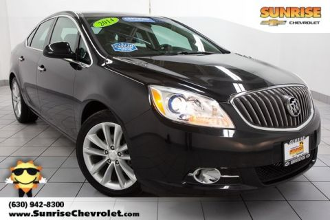 Certified Pre-Owned 2014 Buick Verano Leather Group
