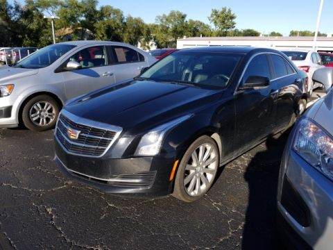 Pre-Owned 2016 Cadillac ATS 2.0L Turbo Luxury AWD