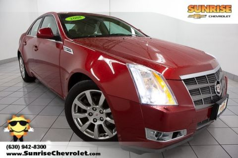 Pre-Owned 2008 Cadillac CTS Base