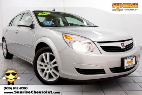 Pre-Owned 2008 Saturn Aura XE FWD 4D Sedan