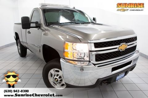 Certified Pre-Owned 2013 Chevrolet Silverado 2500HD LT 4WD