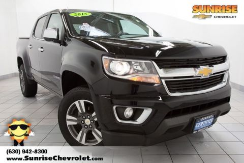 Certified Pre-Owned 2015 Chevrolet Colorado LT 4WD