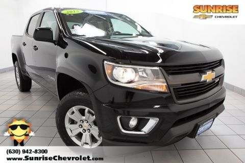 Certified Pre-Owned 2015 Chevrolet Colorado Z71 4WD