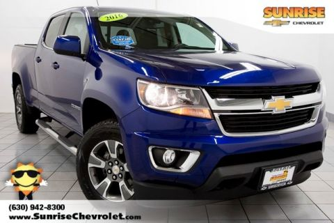 Certified Pre-Owned 2016 Chevrolet Colorado LT 4WD