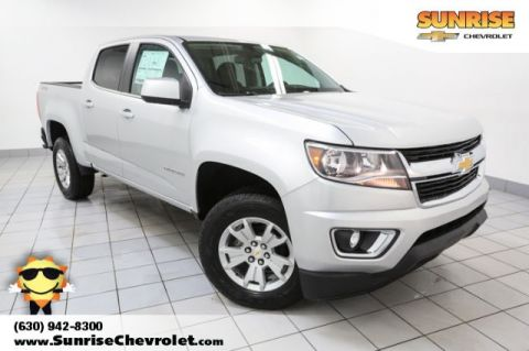 2018 Chevrolet Colorado LT 4D Crew Cab