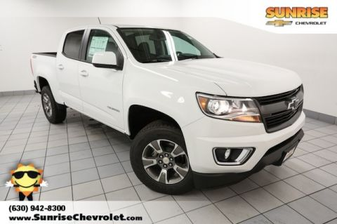 New 2019 Chevrolet Colorado Z71 4WD