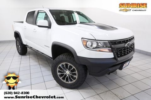 New 2018 Chevrolet Colorado ZR2 4WD