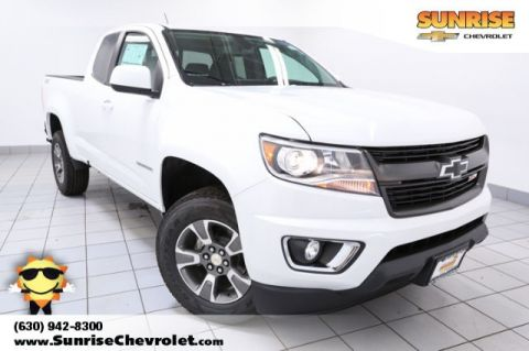 New 2017 Chevrolet Colorado Z71 RWD 4D Extended Cab