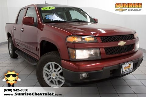 Pre-Owned 2010 Chevrolet Colorado 1LT 4WD