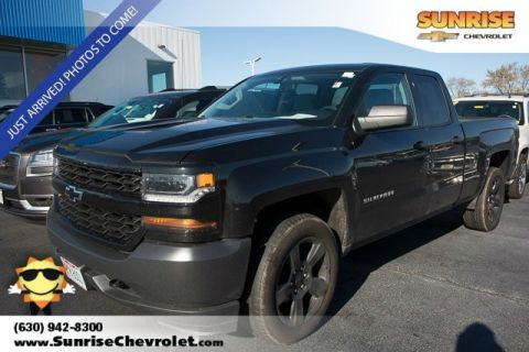 Certified Pre-Owned 2016 Chevrolet Silverado 1500  4WD