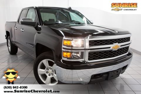 Certified Pre-Owned 2015 Chevrolet Silverado 1500 LS 4WD