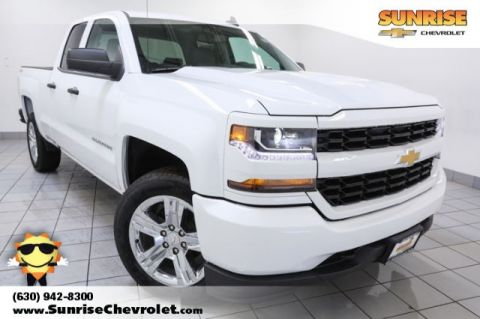 New 2017 Chevrolet Silverado 1500 Custom 4WD