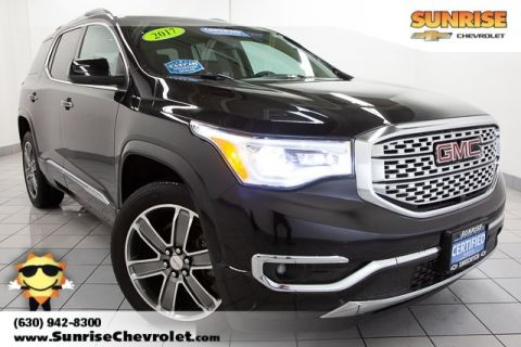 Certified Pre-Owned 2017 GMC Acadia Denali AWD