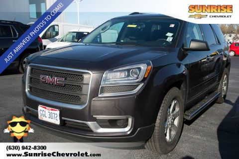 Certified Pre-Owned 2014 GMC Acadia SLE-1 FWD 4D Sport Utility