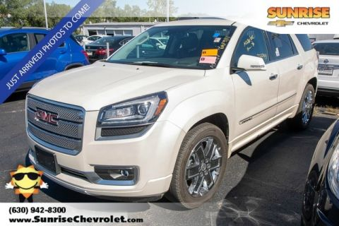 Certified Pre-Owned 2015 GMC Acadia Denali FWD 4D Sport Utility