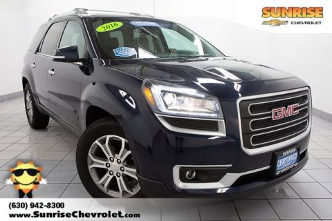 Certified Pre-Owned 2016 GMC Acadia SLT-1 AWD