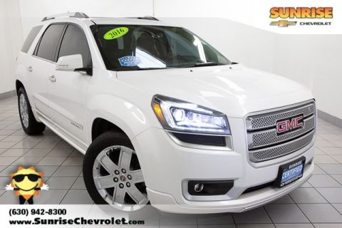 Certified Pre-Owned 2016 GMC Acadia Denali AWD