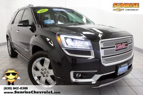 Certified Pre-Owned 2015 GMC Acadia Denali AWD